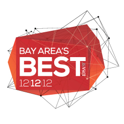 Industrial Designer's Society of America's Bay Area's Best Design Awards event branding logo