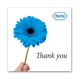 Roche employee appreciation campaign design